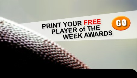 Player of the Week Header