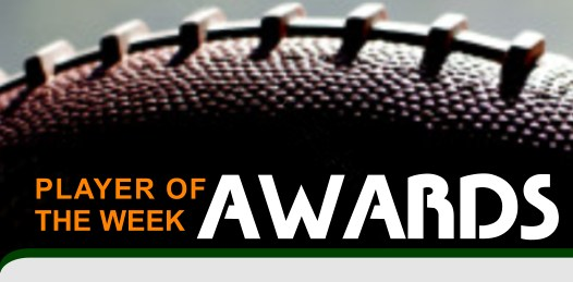 Sports Player of the Week Logo
